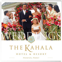 Weddings at The Kahala Hotel and Resort