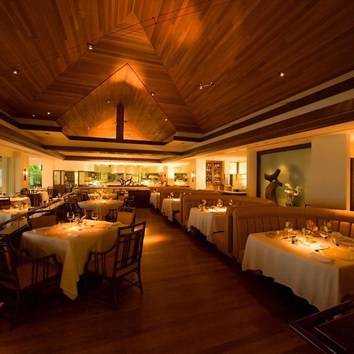 Dining at Hoku�s