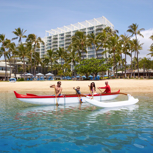 Kayaking on Our Hawaiian Honeymoon